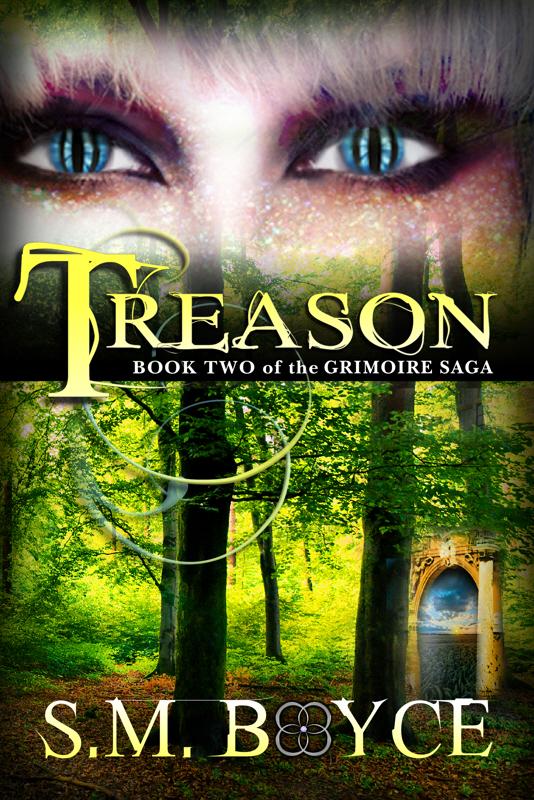 Treason (Grimoire Saga #2)