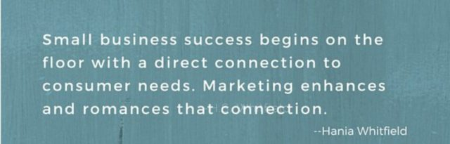 Success quote, Hania Whitfield