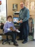 Steve and Judy Freyer, Foot Solutions Matthews Owners