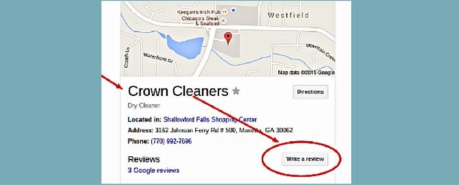 Google Reviews Screenshot