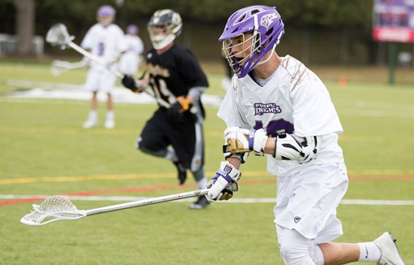 Men's lacrosse falls late at nationally-regarded Bentley ...