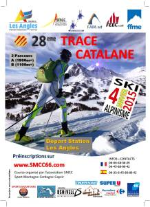 Trace Catalane 2015 - A4