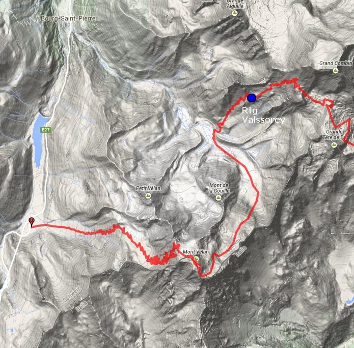 Zermatt Etape 1