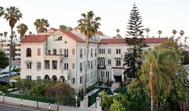 Embassy Hotel Apartments Santa Monica Conservancy
