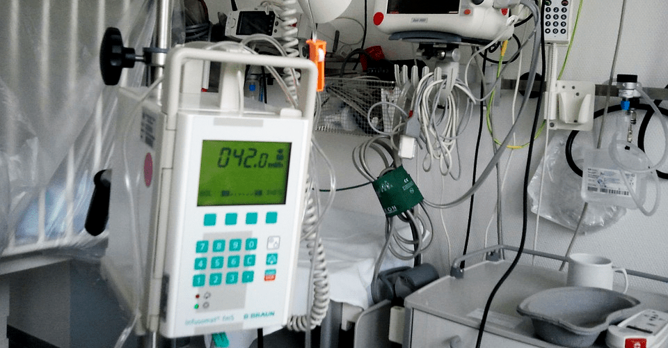 hospital and medical alarming systems and sensors