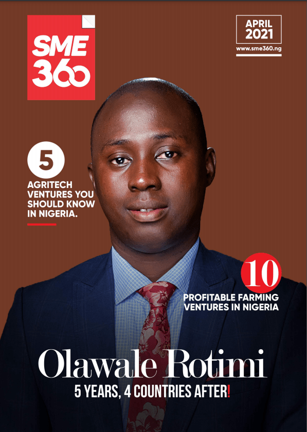 SME360 APRIL 2021 EDITION – AGRIC ISSUE