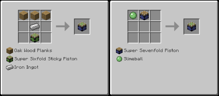SuperStickySevenfoldPiston