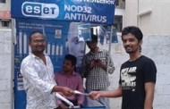 ESET Organizes Four-city Outdoor Kiosk Activity