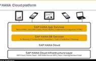 SAP's New HANA Cloud Platform Offerings