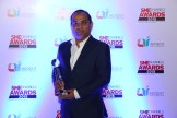 MR. Jitendra Ghughal, National Channel Head, FORTINET WITH AWARD