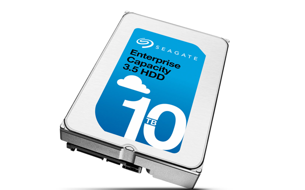 Seagate all set to bring 10TB Helium Drive for enterprises