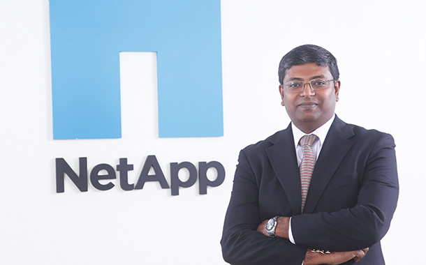 Krithiwas Neelakantan, Director Channel & Alliances for India & SAARC Operations, NetApp