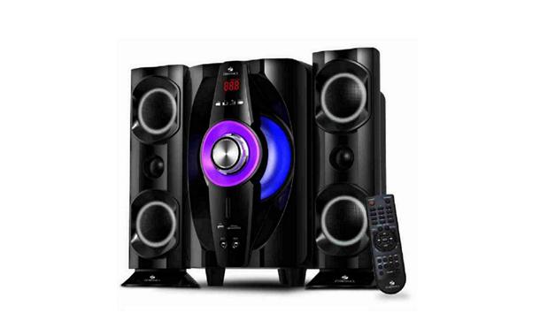 """Zebronics brings in """"Tornado 2"""" 2.1 Speakers"""