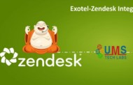 Exotel announces integration with Zendesk to deliver voice capabilities