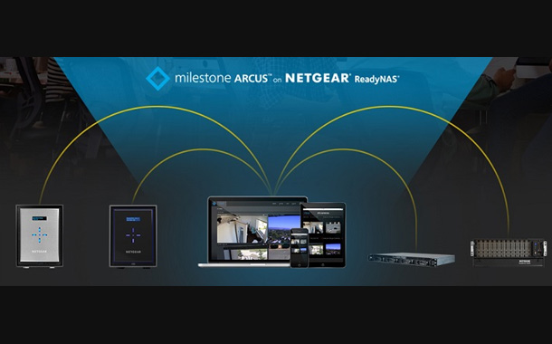 NETGEAR introduces scalable IP surveillance for SMBs