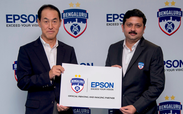 Epson Inks Sponsorship Deal with Bengaluru FC