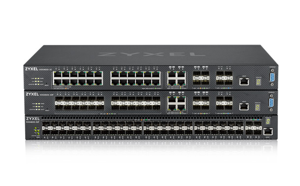 Zyxel unveils future-proof Gigabit layer-3 Fiber Switch XGS4600-52F