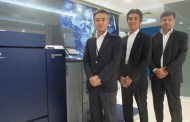 Konica Minolta Debuts New AccurioPress C6100 / C6085 Series in India
