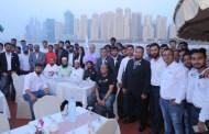 Matrix Comsec Unveils PRASAR UCS at Dubai Marina