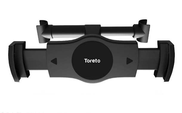 ToretoForays into Active Lifestyle Product Range with GRAB and GRAB-S Mobile Mounts