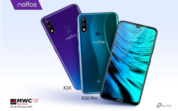 TP-Link's phone brand Neffos revealed