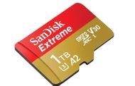 Western Digital Unveils World's Fastest 1TB UHS-I microSD Card
