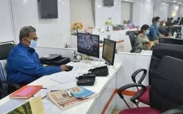 IT and ITes Companies Restarting Operations Amid Covid Lockdown