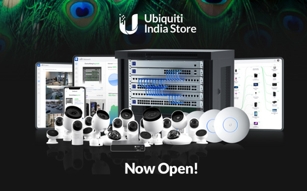 Ubiquiti Launches Online Store in India for Networking & Wi-Fi Products