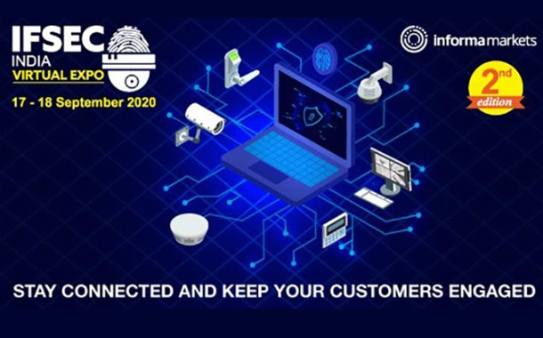 Matrix Announces Participation in the 2nd Edition of, IFSEC Virtual Expo 2020 to be held on 17th and 18th September 2020