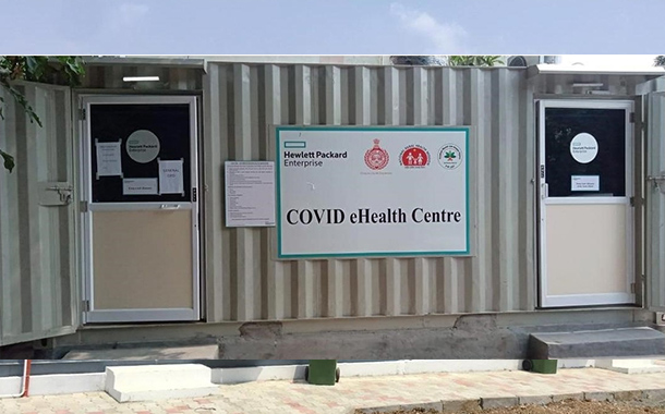 HPE COVID-19 Test Labs and OPD Centers Facilitate Over 100 Thousand Patient Visits in India