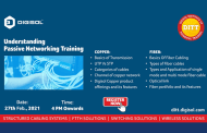 DIGISOL Systems to Host 'Understanding Passive Networking' Training Online on 27th February, 2021