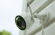 EZVIZ C3N Smart Wireless Camera with Colour Night Vision Capabilities