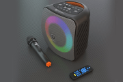 """Portronics Launches """"Dash""""- A Bluetooth Speaker with Wireless Karaoke Mic"""