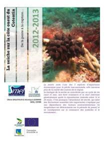 couverture de Seiche 2012-2013
