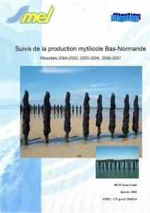 Rapport REMOULNOR 2004 - 2007