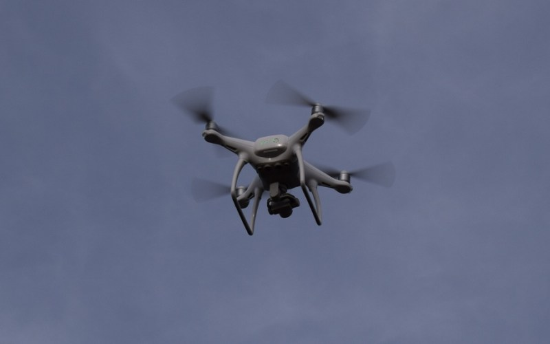 Le drone du SMEL (@SMEL)