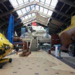 Cité de la Mer : inauguration de l'exposition «L'océan commence ici».