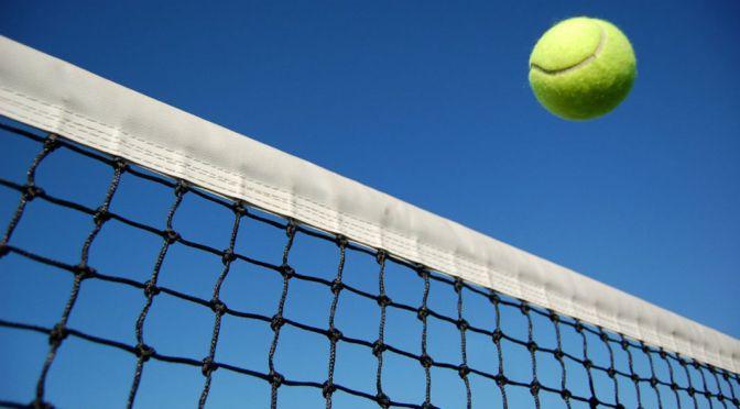 Aanbieding Tennis Jacoba van Beieren