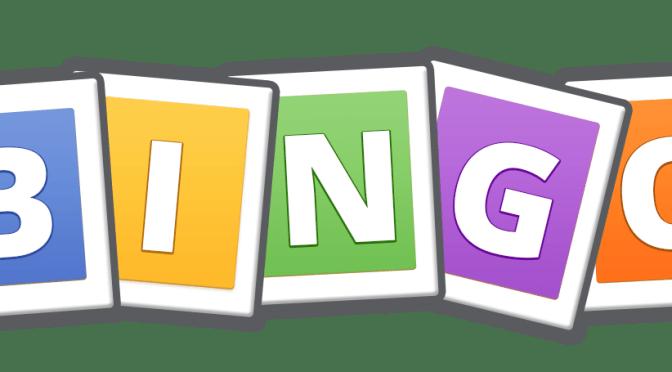 Bingo avond 8-12-2018