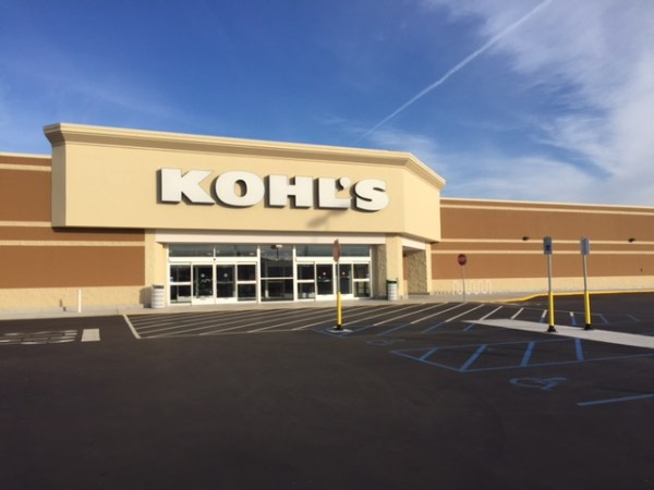 Kohl's Opens in Marinette! - Smet Construction Services