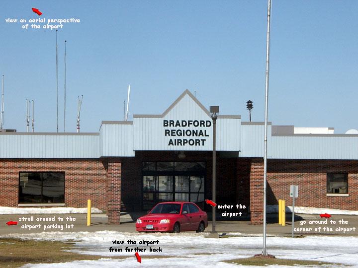 Bradford, PA, Rural Airport