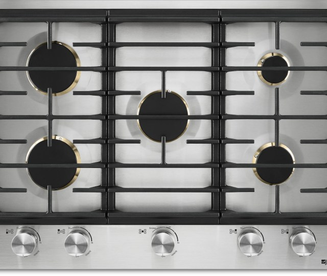 Jenn Air 30 Gas Cooktop Stainless Steel Jgc3530gs