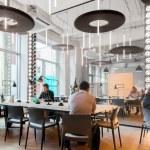 Club Workspace, The Print Rooms, Waterloo