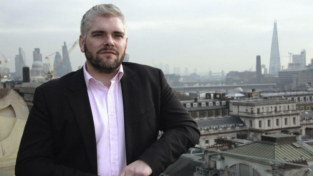 Luke Davis, CEO of IW Capital
