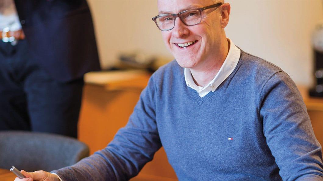 John Lord - CEO at TruNarrative