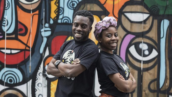 Emeka and Ifeyinwa Frederick, Co-founders Chuku's