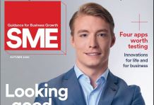 SME Magazine cover image: Dr Joshua Van der Aa