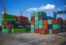 port containers