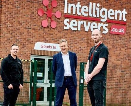 Intelligent servers team