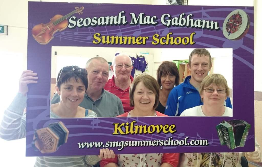 Kilmovee Community Centre - Selfie Frame